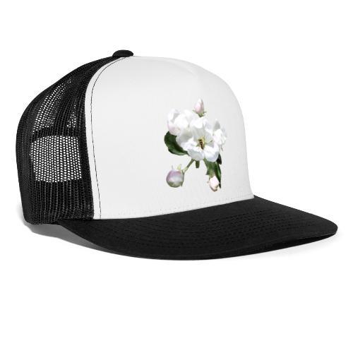 Omenankukka ja kukkakärpänen - Trucker Cap