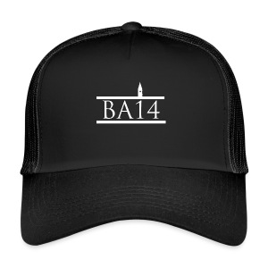 BA14 CLOTHING - Trucker Cap