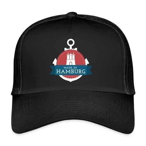 Made in Hamburg - invert - Trucker Cap