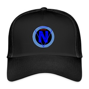 1024px Circle black simple svg - Trucker Cap