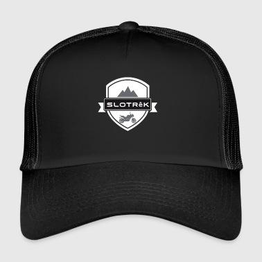 slotrek crest - Trucker Cap