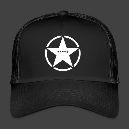 US Army Logo Panzerklassen - Trucker Cap