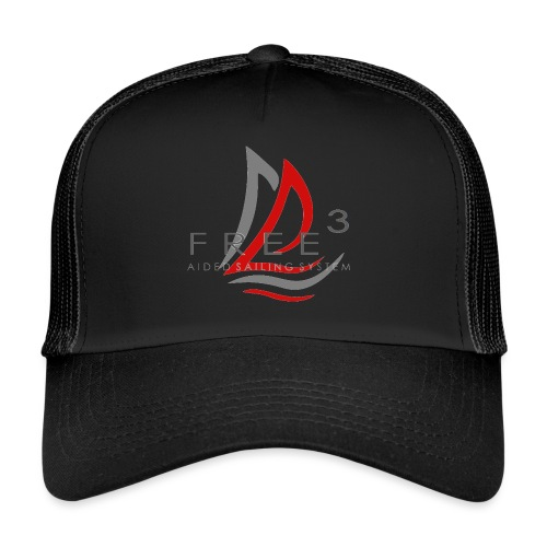 Free3 Aided Sailing System - Trucker Cap