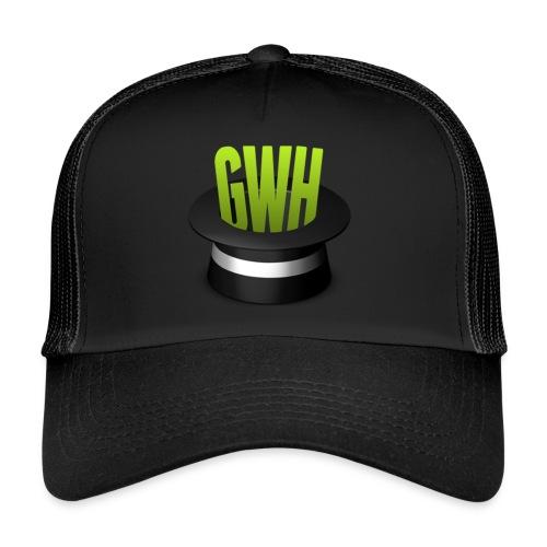 Guys with Hats Logo, der Klassiker! - Trucker Cap