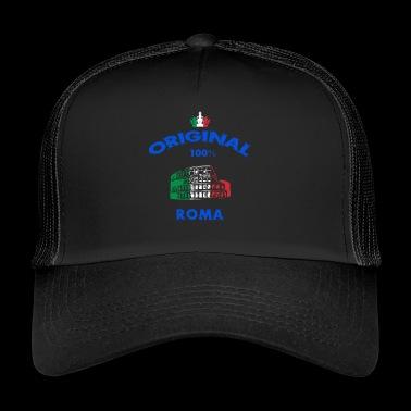 Oryginalny Roma - Trucker Cap