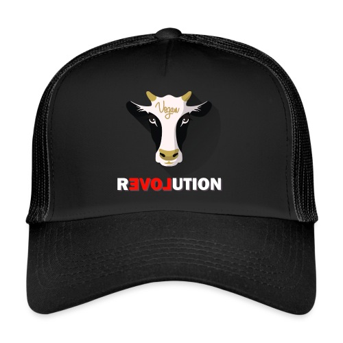 Vegan Revolution - Trucker Cap