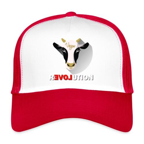 Vegan Revolution - Trucker Cap