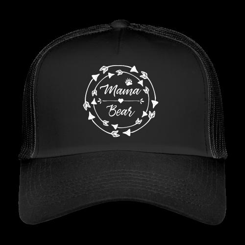 Mama Bear - ethno Indianer Pfeile - Trucker Cap