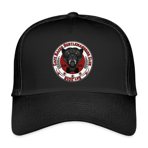 logopanthercrfcnew - Trucker Cap