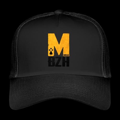 Logo en noir - Trucker Cap