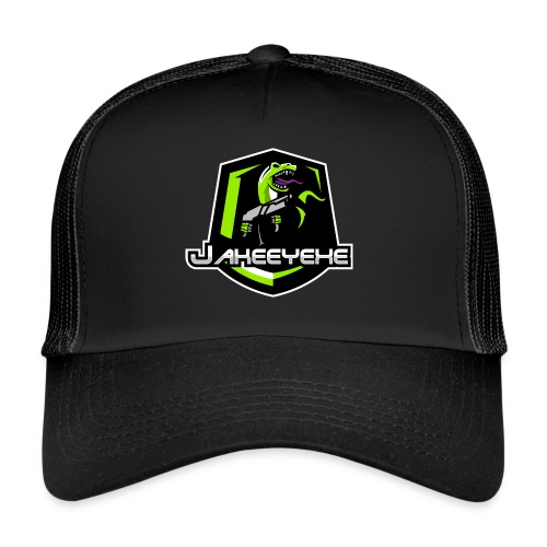 JakeeYeXe Badge - Trucker Cap
