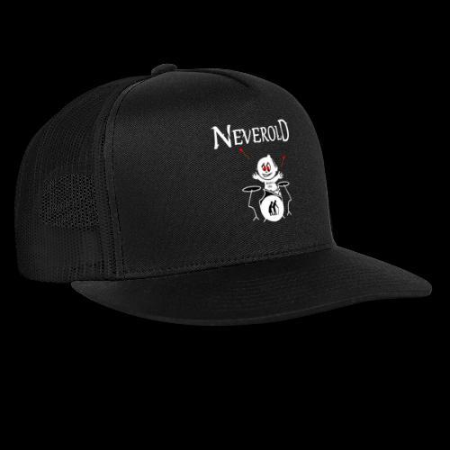 LOGO NEVEROLD - Trucker Cap