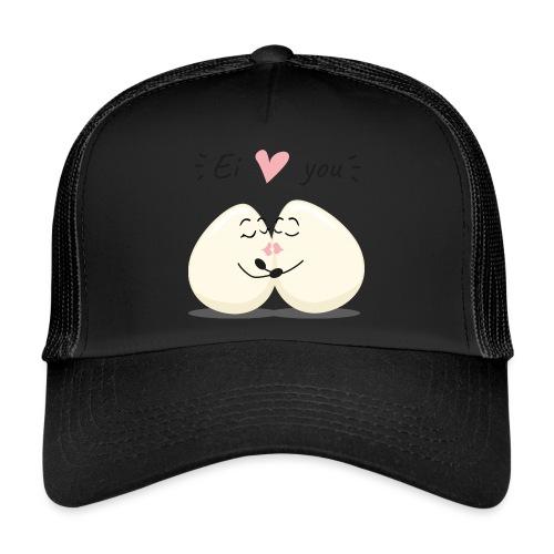 Ei LOVE You - Trucker Cap