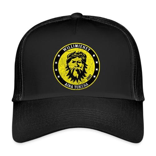 willimiehet badge corrode - Trucker Cap