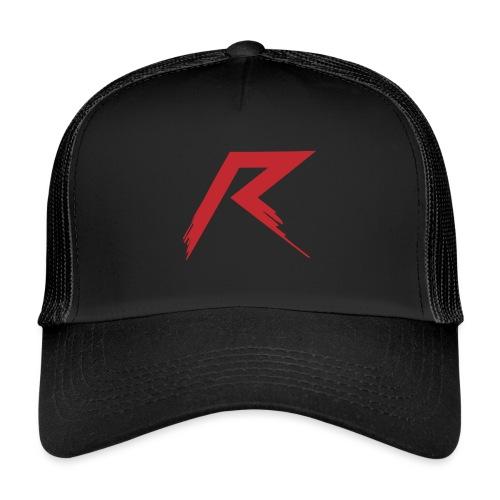 Raffie Logo - Trucker Cap
