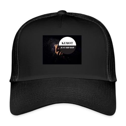 KeMoT odzież limitowana edycja - Trucker Cap