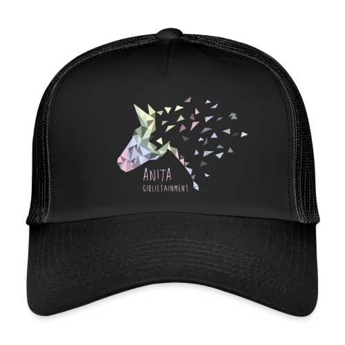 Anita Girlietainment past - Trucker Cap