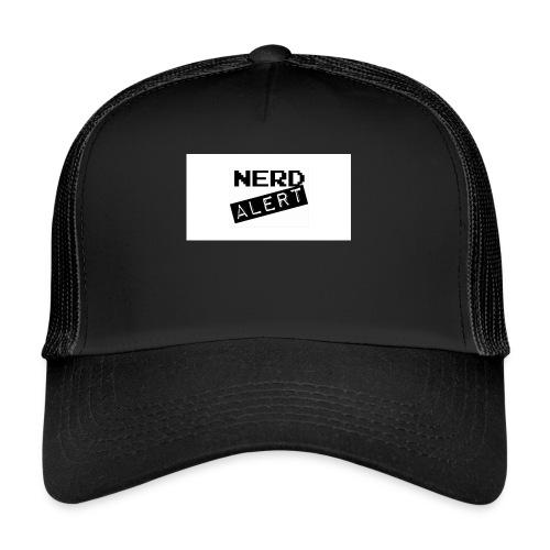 Nerd alert - Trucker Cap