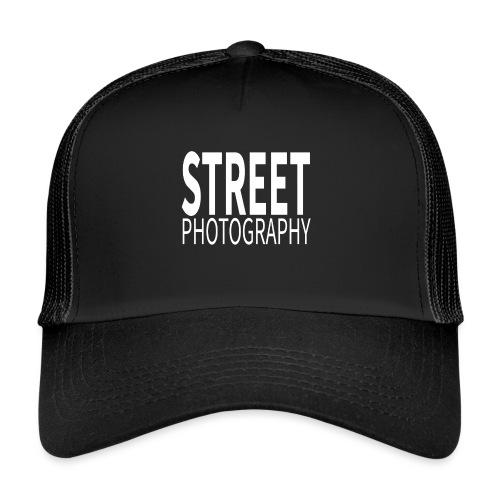 Street Photography T Shirt - Trucker Cap
