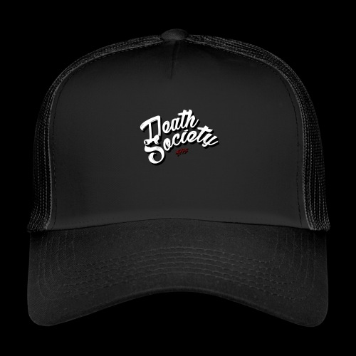 Death Society Records - Trucker Cap