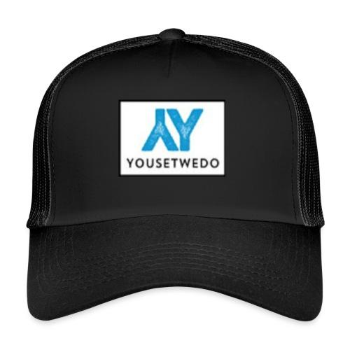 Yousetwedo - Trucker Cap