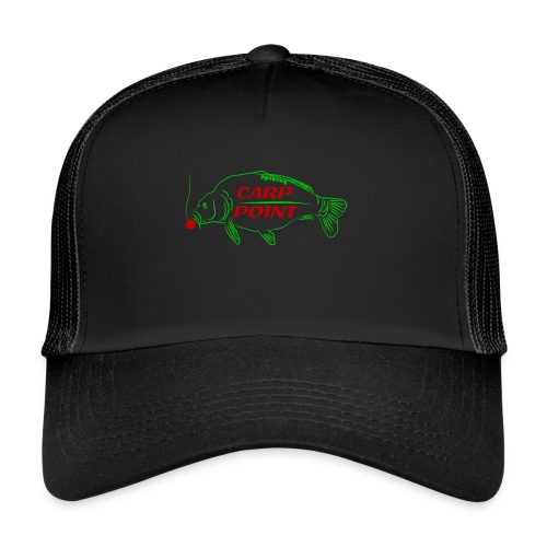 Carp Point new1 mid - Trucker Cap