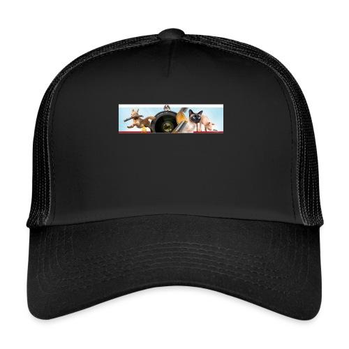Animaux logo - Trucker Cap