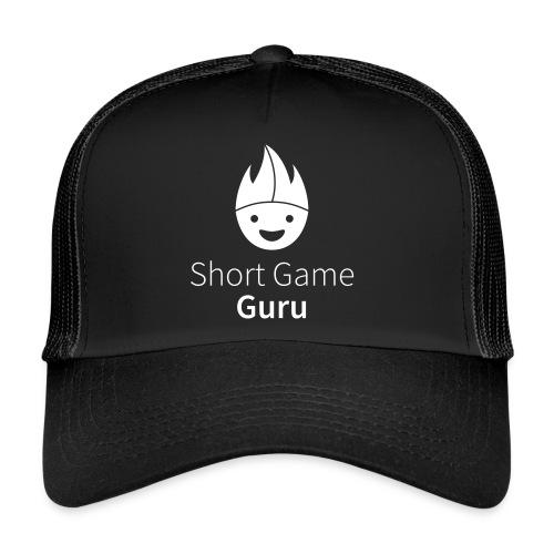 Short Game Guru White - Trucker Cap