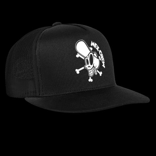 Cartoon Skull - Trucker Cap