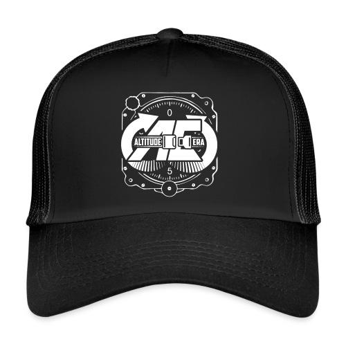 Altitude Era Altimeter Logo - Trucker Cap
