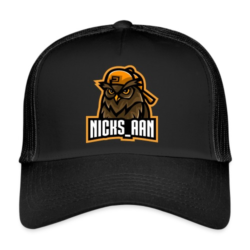 NICKS_AAN - Trucker Cap