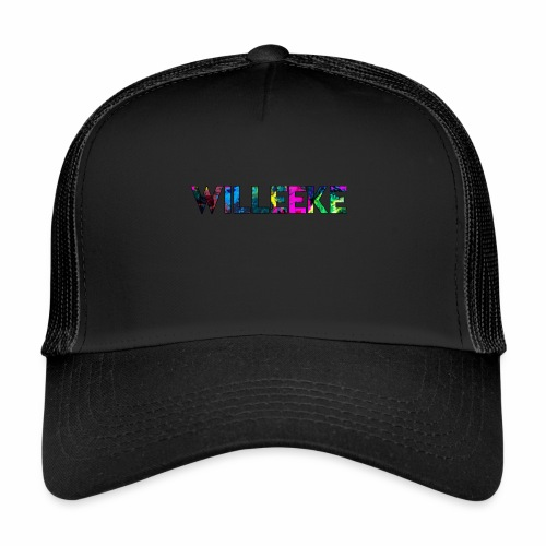willeeke graffiti - Trucker Cap
