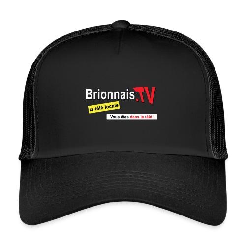 BTV logo shirt dos - Trucker Cap