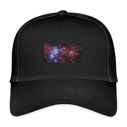 Stjernerummet Mullepose - Trucker Cap