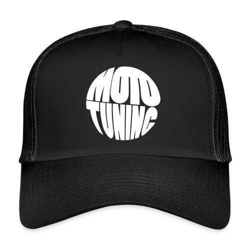 MotoTuning White - Trucker Cap