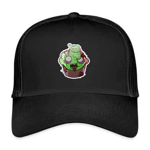 Cupake zombie couleur - Trucker Cap