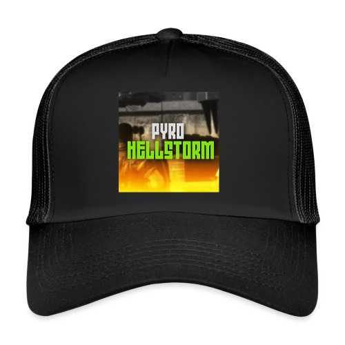 Accessories Logo - Trucker Cap