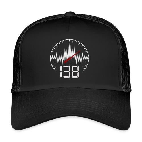 138 (White) - Trucker Cap