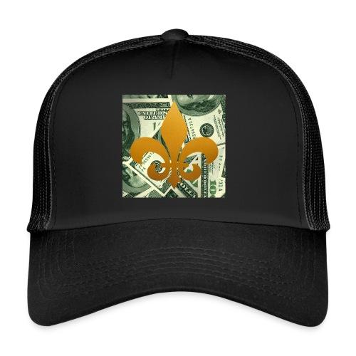DonBehavior's fleur de lis - Trucker Cap