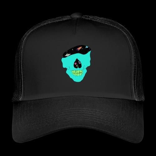 skull - Trucker Cap
