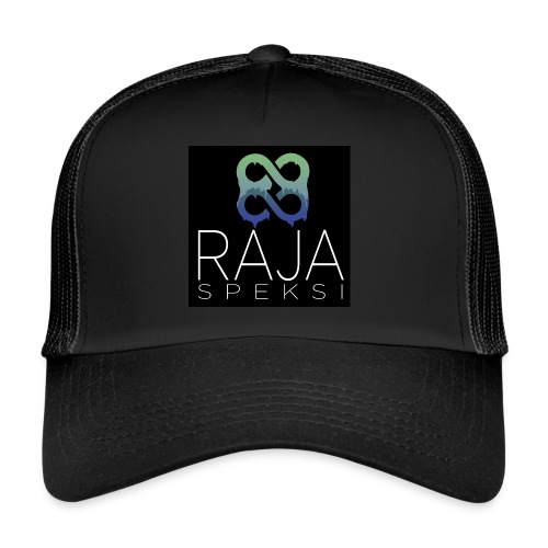 RajaSpeksin logo - Trucker Cap