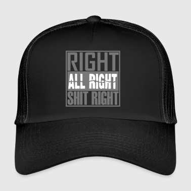 destra - Trucker Cap