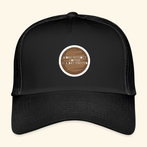 coffee - Trucker Cap
