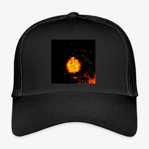FIRE BEAST - Trucker Cap