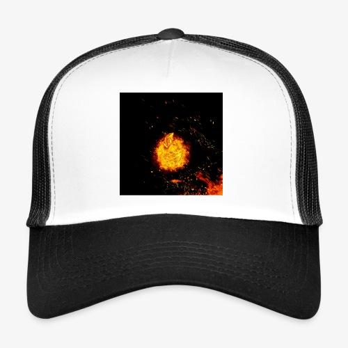 FIRE BEAST - Trucker Cap