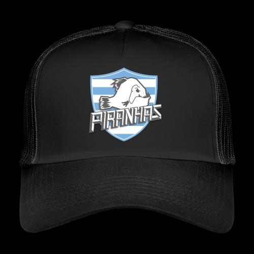 Logo Piranhas v5 - Trucker Cap