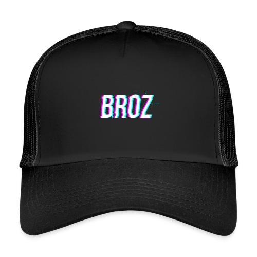 BR0Z DESIGN - Trucker Cap