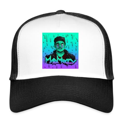 MadMikey Grime Art Sticky Green - Trucker Cap
