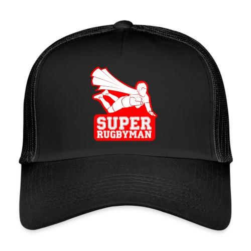 Super-Rugbyman - Trucker Cap