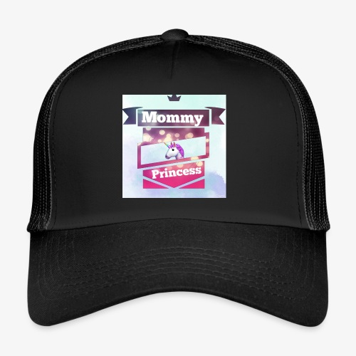 Mommy & Princess - Trucker Cap